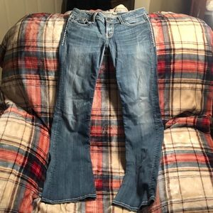 BKE boot cut jeans 👖